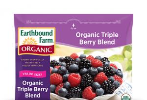 organic frozen berries