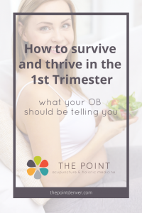 survive first trimester