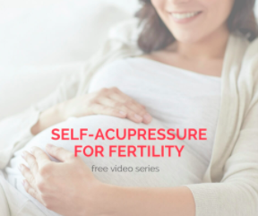 acupressure fertility