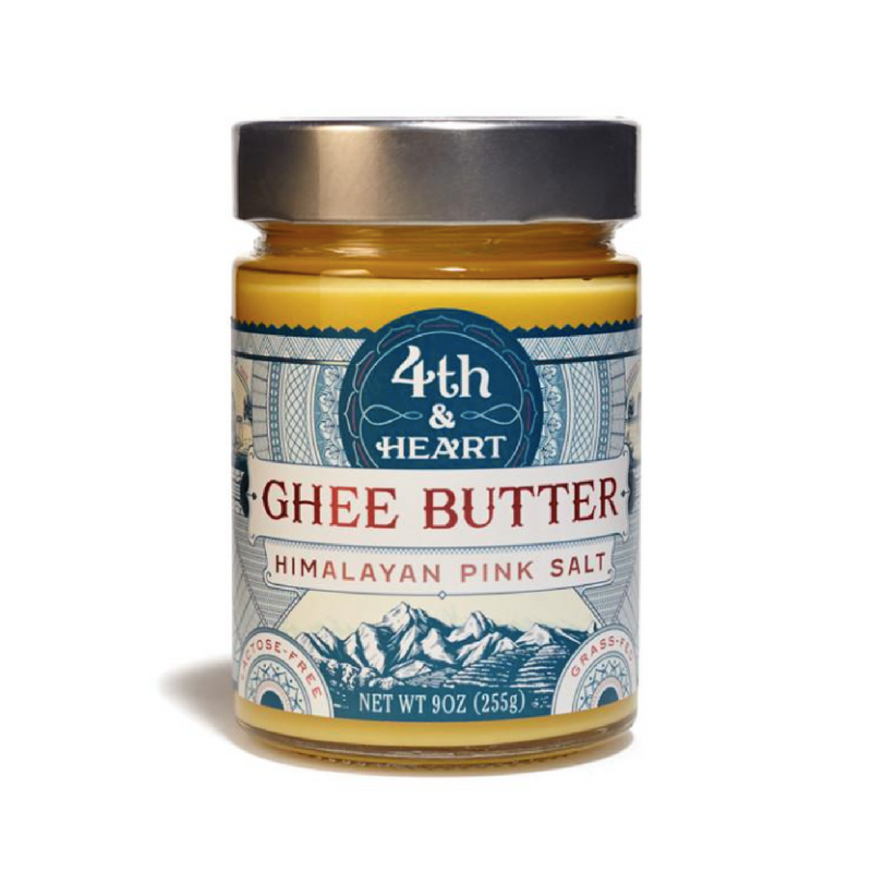 Ghee (butter with the dairy removed)