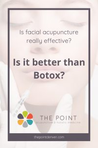 is facial acupuncture effective