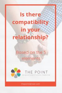 relationship compatibility five elements