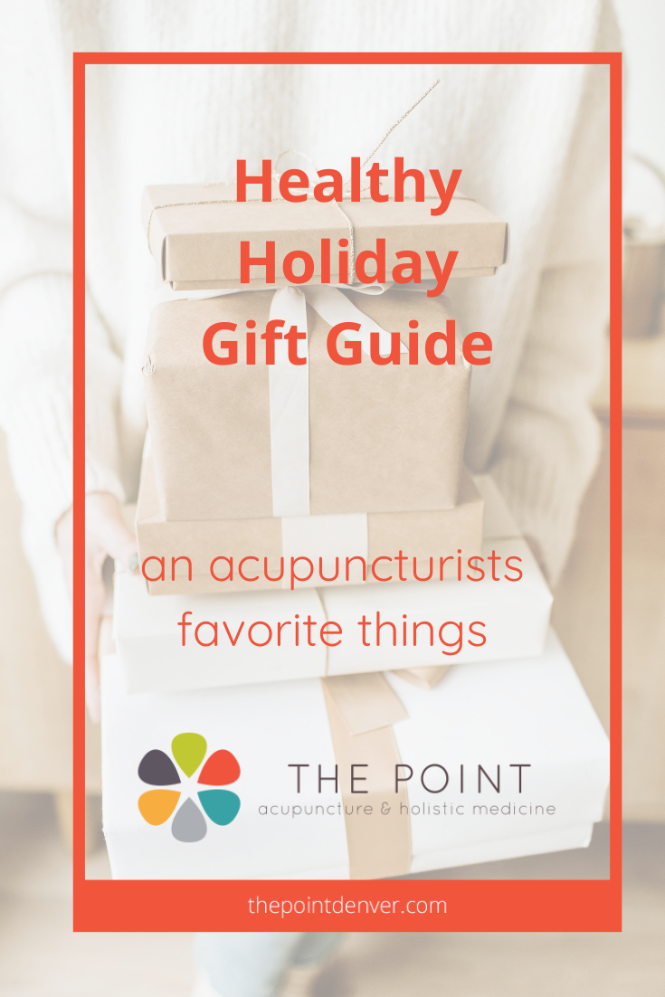 acupuncture gift guide denver