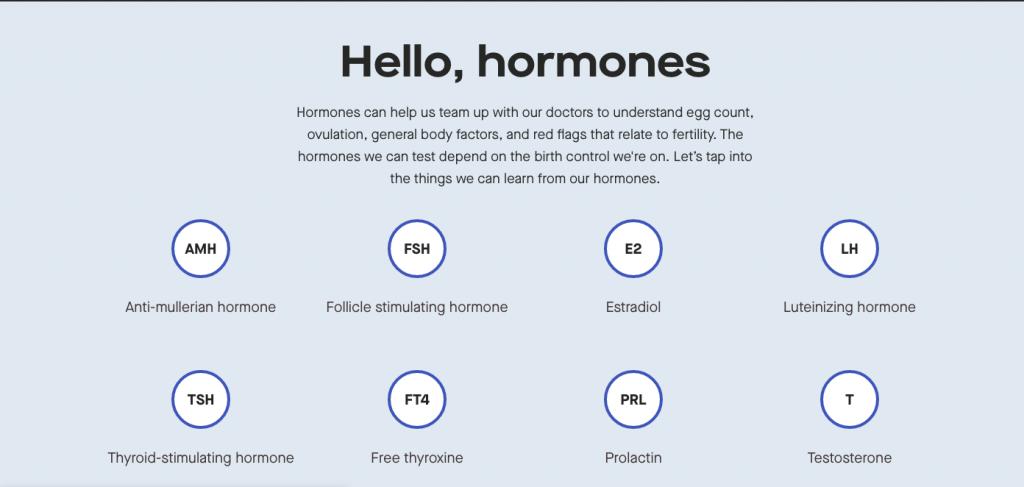 hormone testing denver